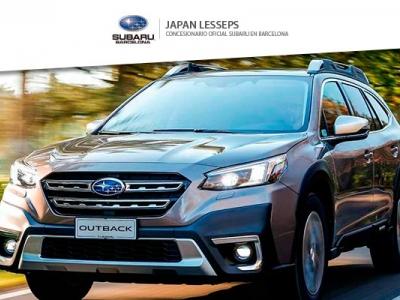 Desvelado el nuevo Subaru Outback, potencia y seguridad