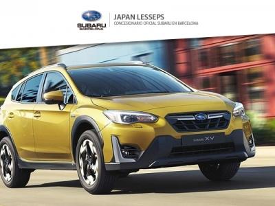 Subaru XV, fuerza y seguridad