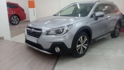 Subaru OUTBACK 2.5i CVT EXECUTIVE PLUS S Ice Silver Metallic