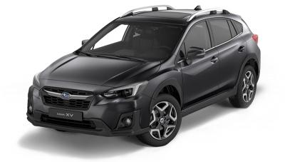 Subaru XV 1.6i 114cv CVT Sport Plus Dark grey metallic