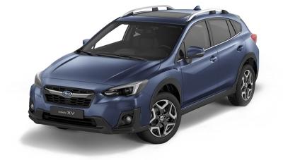 Subaru XV 1.6i 114cv CVT Sport Plus Quartz blue pearl