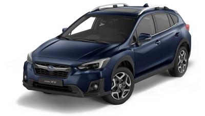 Subaru XV 1.6i 114cv CVT Sport Plus Dark blue pearl