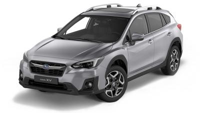 Subaru XV 1.6i 114cv CVT Sport Plus Ice Silver Metallic