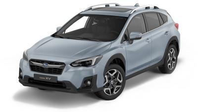 Subaru XV 1.6i 114cv CVT Executive Plus Cool gray khaki