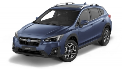 Subaru XV 1.6i 114cv CVT Executive Plus Quartz blue pearl