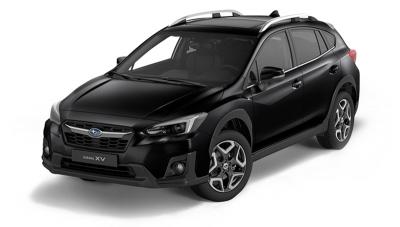 Subaru XV 1.6i 114cv CVT Sport Plus Crystal black pearl