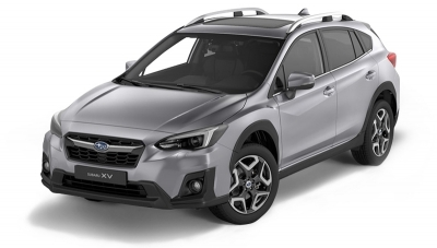 Subaru XV 2.0 HYBRID CVT Sport Plus Ice Silver Metallic