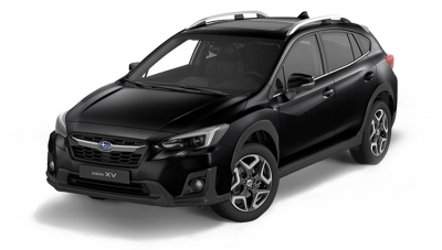 Subaru XV 2.0 HYBRID CVT Executive Plus Crystal black pearl