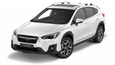 Subaru XV 2.0 HYBRID CVT Executive Plus Crystal white pearl