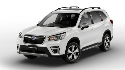 Subaru FORESTER 2.0 HYBRID CVT EXECUTIVE Crystal white pearl