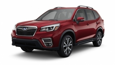 Subaru FORESTER 2.0 HYBRID CVT EXECUTIVE PLUS Crimson Red Pearl