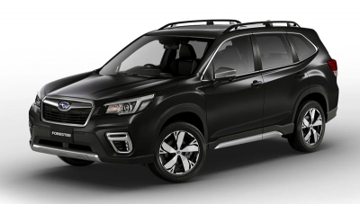 Subaru FORESTER 2.0 HYBRID CVT EXECUTIVE PLUS Crystal black silica