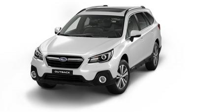 Subaru OUTBACK 2.5i (175cv) Sport CVT Crystal white pearl