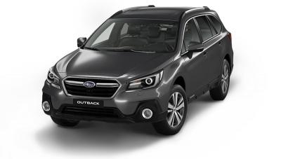 Subaru OUTBACK 2.5i (175cv) Sport CVT Magnetite Grey Metallic