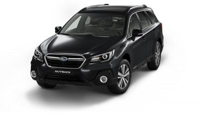 Subaru OUTBACK 2.5i (175cv) Executive Plus-S CVT Crystal black silica