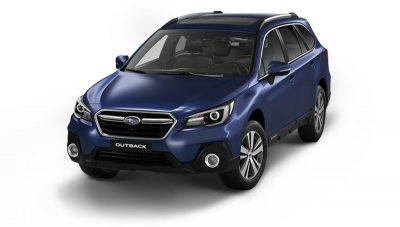 Subaru OUTBACK 2.5i (175cv) Executive Plus-S CVT Dark blue pearl