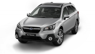 Subaru OUTBACK 2.5i (175cv) Executive Plus-S CVT Ice Silver Metallic