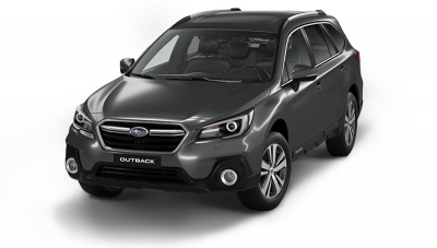 Subaru OUTBACK 2.5i (175cv) Executive Silver Edition Magnetite Grey Metallic