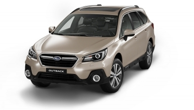 Subaru OUTBACK 2.5i (175cv) Executive Silver Edition Tungsten metallic