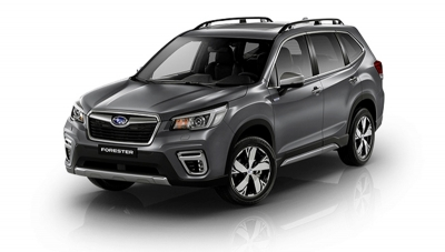 Subaru FORESTER 2.0 HYBRID CVT EXECUTIVE PLUS Magnetite Grey Metallic