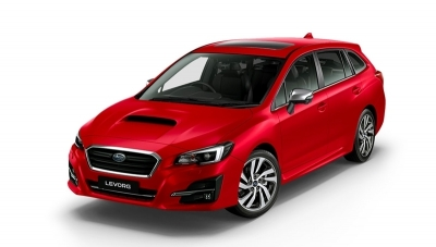 Subaru LEVORG 2.0i CVT EXECUTIVE PLUS Pure red