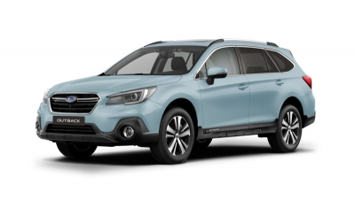 Subaru OUTBACK 2.5i (175cv) Executive Plus-S CVT Storm gray metallic