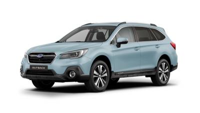 Subaru OUTBACK 2.5i (175cv) Executive Silver Edition Storm gray metallic
