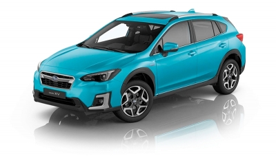 Subaru XV 2.0 HYBRID CVT Executive Plus Lagoon blue pearl