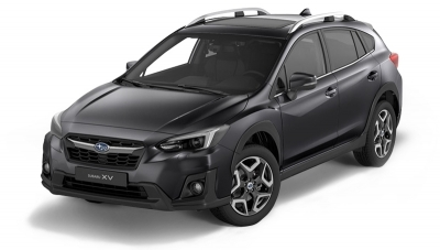 Subaru XV 1.6i 114cv CVT Sport Plus Dark grey metallic