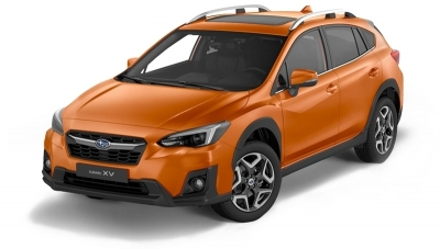 Subaru XV 1.6i 114cv CVT Executive Plus Sunshine orange