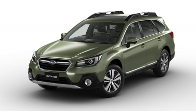 Subaru OUTBACK 2.5i (175cv) Executive Plus-S CVT Wilderness green metallic