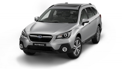 Subaru OUTBACK 2.5i (175cv) Executive Silver Edition Ice Silver Metallic