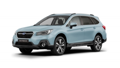 Subaru OUTBACK 2.5i (175cv) Executive Silver Edition Storm gray metallic