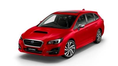 Subaru LEVORG 2.0i CVT SPORT  Pure red