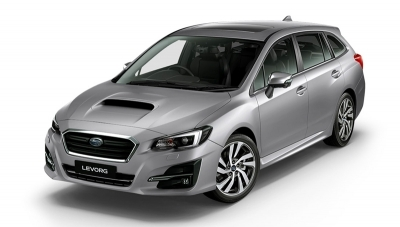 Subaru LEVORG 2.0i CVT EXECUTIVE PLUS Ice Silver