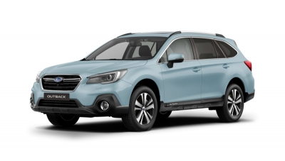 Subaru OUTBACK 2.5i (175cv) Executive Silver Edition Cool gray khaki