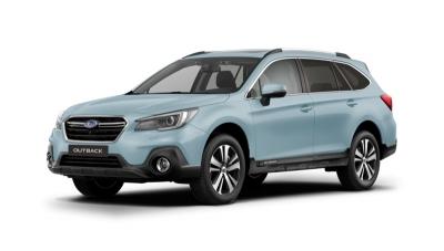 Subaru OUTBACK 2.5i (175cv) Executive Silver Edition Cool gray khaki