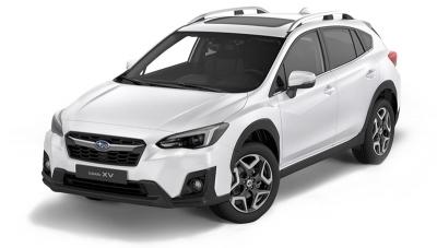 Subaru XV 1.6i 114cv CVT Sport Plus Crystal white pearl