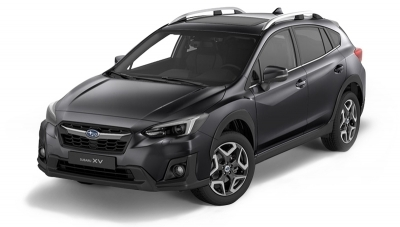 Subaru XV 2.0 HYBRID CVT Sport Plus Dark grey metallic
