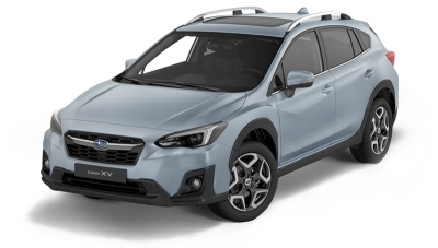 Subaru XV 2.0 HYBRID CVT Executive Plus Cool gray khaki