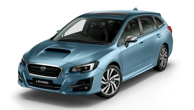 Subaru LEVORG 2.0i CVT EXECUTIVE PLUS Storm grey