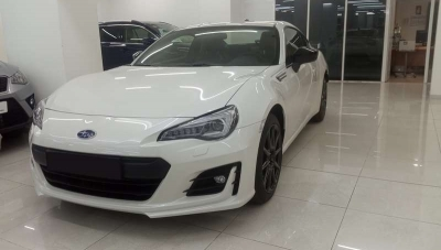 Subaru BRZ 2.0R 200cv MT Executive Limited Edition Crystal white pearl