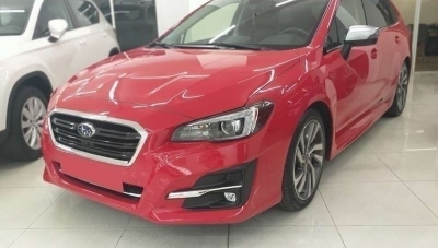 Subaru LEVORG EXECUTIVE PLUS GLP Pure red