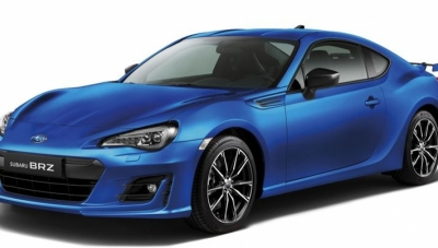 Subaru BRZ 2.0R EXECUTIVE WR blue mica