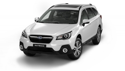 Subaru OUTBACK 2.5i (175cv) Executive Plus-S CVT Crystal white pearl