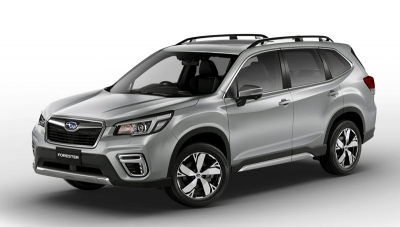 Subaru FORESTER 2.0 HYBRID CVT EXECUTIVE Ice Silver Metallic