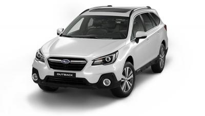 Subaru OUTBACK 2.5i (175cv) Executive Plus-S CVT Crystal white pearl