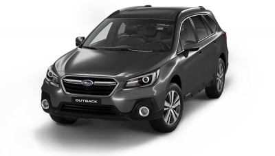 Subaru OUTBACK 2.5i (175cv) Executive Plus-S CVT Tungsten metallic