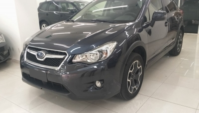 Subaru XV EXECUTIVE Dark grey metallic