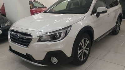 Subaru OUTBACK EXECUTIVE PLUS S GLP Crystal white pearl
